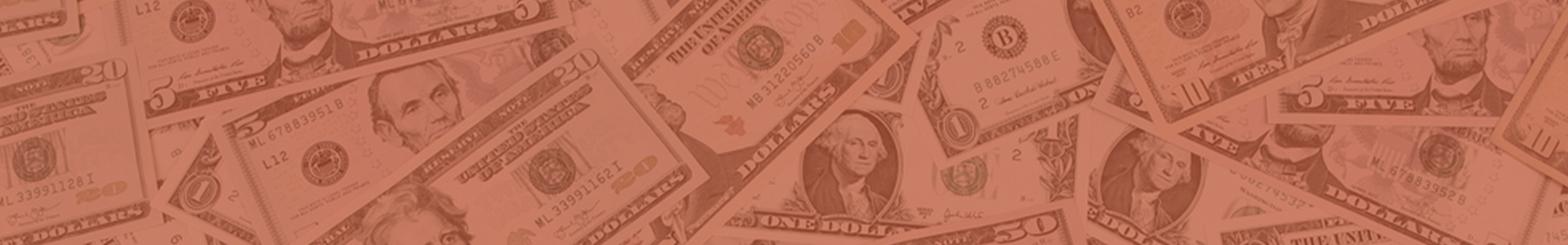 Red Money Banner